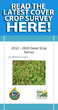 0 2012 – 2013 Cover Crop Survey